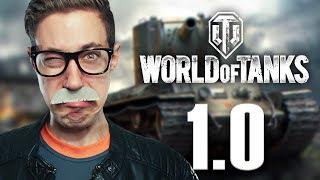 World of Tanks 1.0 ist da!