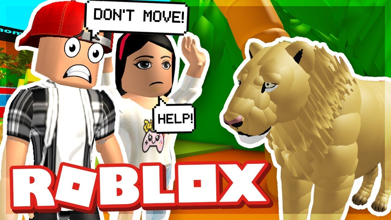 Our Date At The Zoo Was Ruined Roblox Escape The Zoo Obby Youtube