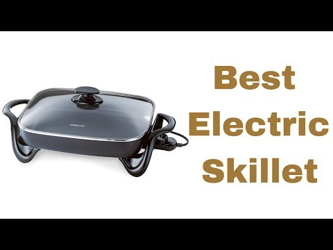 The 6 Best Electric Skillets Review