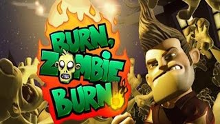 Burn Zombie Burn Gameplay - For iOS And Android