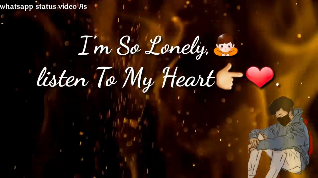 Naaz Urdu shayari💕Love💓song Romantic💓Song I'm so😘lonely broken angel  I'm so lonely(By Naaz)