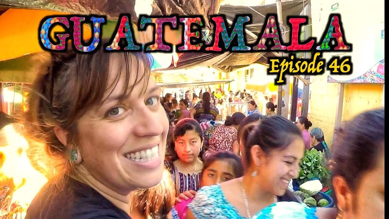 Cheapest Spanish School and Adventures on Lake Atitlan Guatemala | Central America Travel Ep. 46