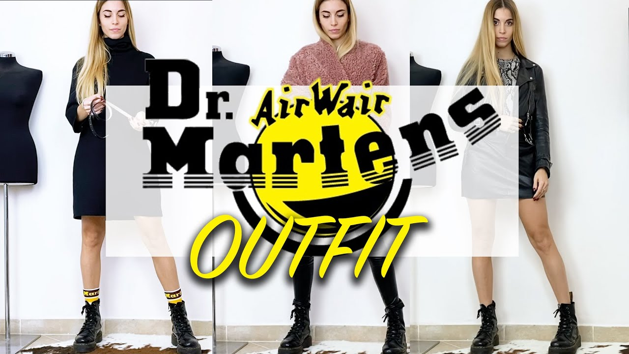 [VIDEO] - DR. MARTENS OUTFIT IDEAS - AUTUMN/WINTER 2