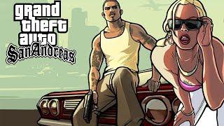 Grand Theft Auto: San Andreas (2004) - Juegos de época 🕹️