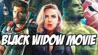 Black Widow Solo Movie Confirmation and Details after Avengers 4