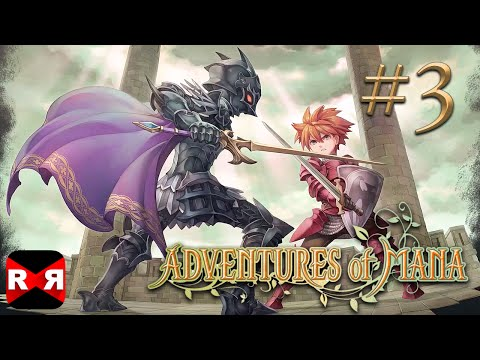 Adventures of Mana - The Megapede - iOS / Android - Walkthrough Part 3