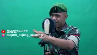 TNI NYANYI LAGU YANG VIRAL DI MALAYSIA !!!!!!SATU HATI SAMPAI MATI - THOMAS ARYA ( COVER PRAJURIT)