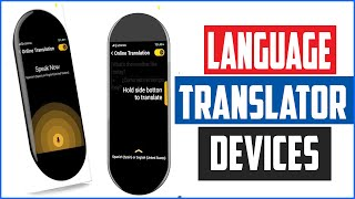 Top 5 Best Language Translator Devices in 2020