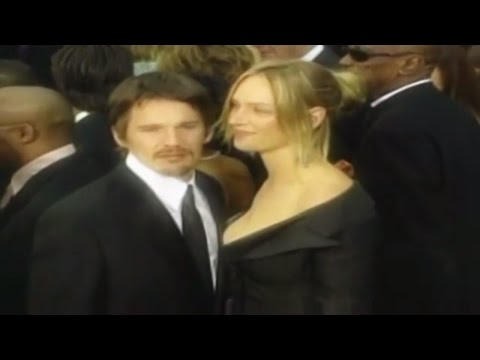 Marriage To Divorce Fame Ethan Hawke And Uma Thurman | Latest Upload