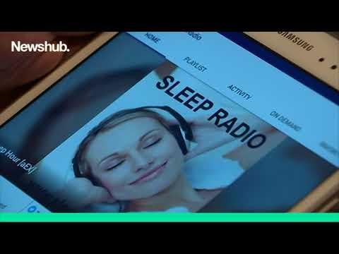 The radio station that will put you to sleep - deliberately | Newshub