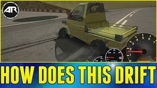 HOW DOES THIS EVEN DRIFT??? - Drift Streets Japan