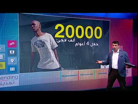 بي_بي_سي_ترندينغ: 3500 دولار لمن يرحل طواعية من طالبي اللجوء الأفارقة في #إسرائيل