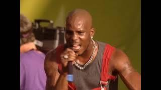 DMX - Stop Being Greedy - 7/23/1999 - Woodstock 99 East Stage