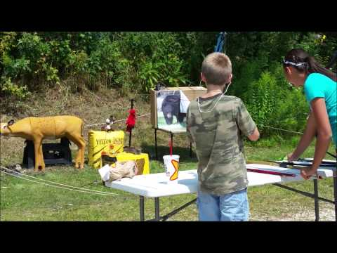 Hunter's Field Test & Graduation