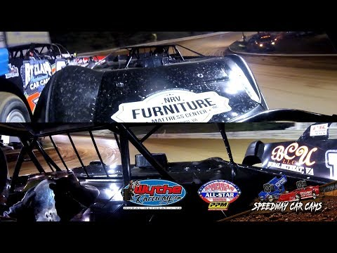 #55 Matt Long - American Crate All-Star Series - 8-31-19 Wythe Raceway - In-Car Camera