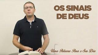 OS SINAIS DE DEUS | MARCELO STREIT | 18/02/2019