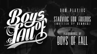 Slaves - Starving For Friends (Boys of Fall cover)