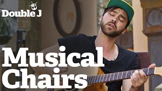 Shakey Graves - The Waters (live for Musical Chairs)