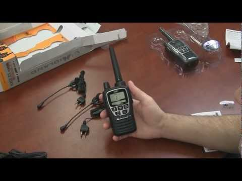 Midland GXT2000VP4 Two Way Radio Unboxing and First Look