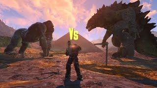 Godzilla Vs King Kong - Fallout 4 ITA The Movie Sub Eng