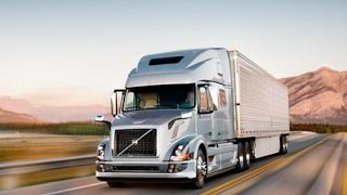 дальнобой по США. Обзор Volvo vnl 780. Трак Alexa Florida. Американские грузовики