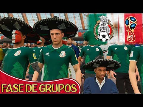 FIFA 18 World Cup - EL MUNDIAL CON MÉXICO | #1