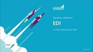 EDI Addition for Microsoft Dynamics NAV