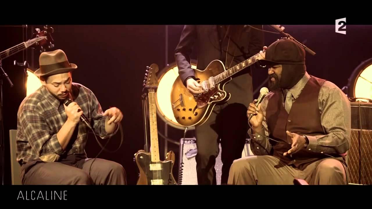 "Gregory Porter & Ben L'Oncle Soul : ""Grandma's Hands"" Alcaline | Le Concert"