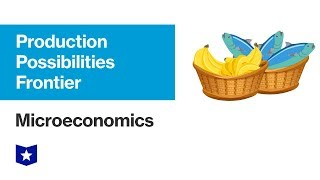 Production Possibilities Frontier | Microeconomics