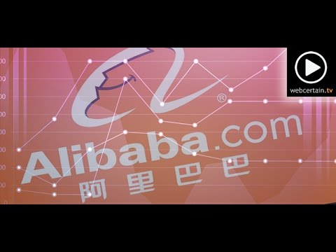 International Ecommerce Sales Fuel Alibaba Growth