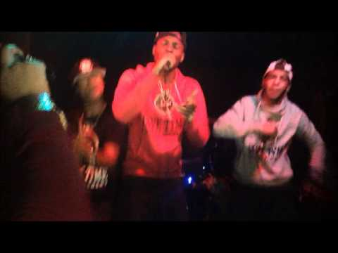 @SwiftOnDemand Performs With LTE At Much More's With @YoungTef @TheRealLilChris & ON SMASH