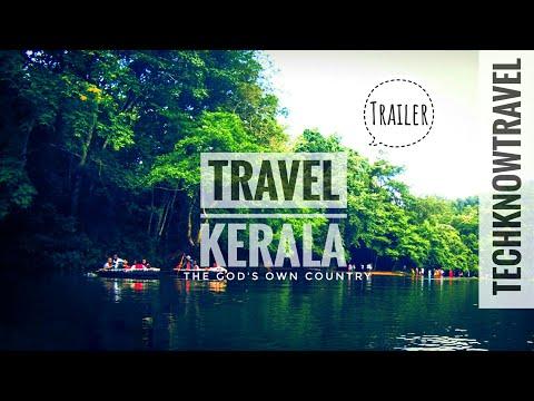 Travel Kerala | A walk Through God's Own Country | Kerala Tourism | Trailer | Tech Know Travel