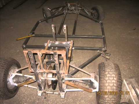 Vw Dune Buggy >> İRFAN KARAMAN BUGGY YAPIMI 1 - YouTube