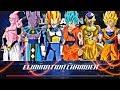 ELIMINATION CHAMBER   WWE 2K18 FEAT DRAGON BALL