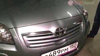 Toyota Avensis 2008 год 1.8 л. автомат от РДМ-Импорт