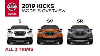 All 2019 Nissan Kicks Models Explained