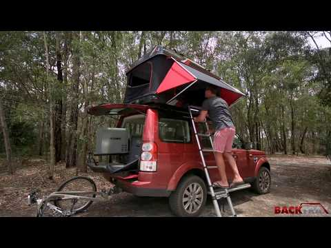 Backtrax Sports Utility Roof Tent Introduction