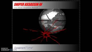 Sniper Assassin 4 parte 1