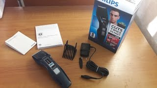 Тест - обзор Машинки для стрижки волос PHILIPS HC3400/15