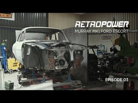Gordon Murray's MK1 Escort - Retropower Build Episode 3