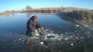 неудачная рыбалка порвал сети