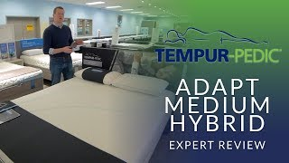 Tempurpedic Adapt Medium Hybrid Mattress Expert Review