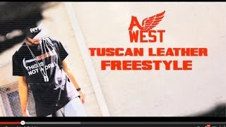 Drake Tuscan Leather | A-West Remix (MTV Artist)