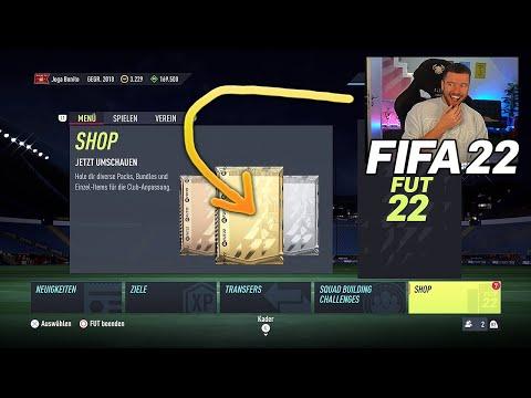 Ich zocke FIFA 22 Ultimate Team 🔥🔥 XXL Pack Opening + Teambau im ersten Stream
