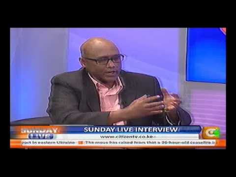 Sunday Live Interview with Adan Mohammed
