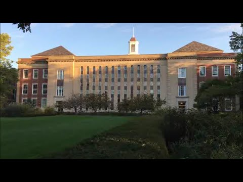 University of Nebraska Lincoln Campus Video Tour