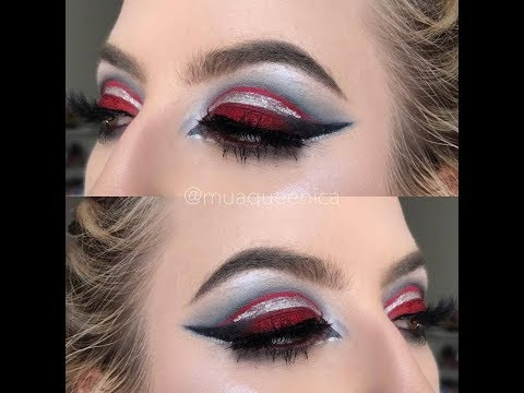 makeup conspiracy hour - chicago the musical look // muaqueenica