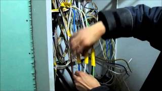 Видеоурок по соединению проводов крупного сечения