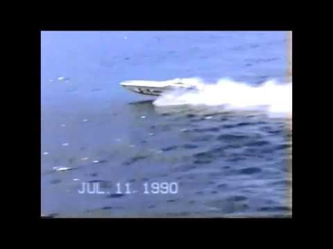 Offshore Racing Jimmy Cazzani APBA NY Ocean Racing Catamaran