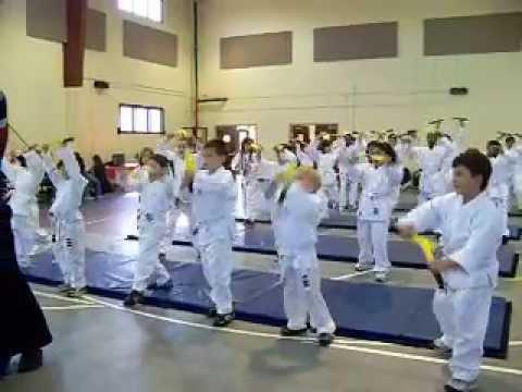 Black Belts For Christ at Regency Christian Academy
